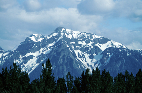 Mount Cheam, British Columbia, Canada