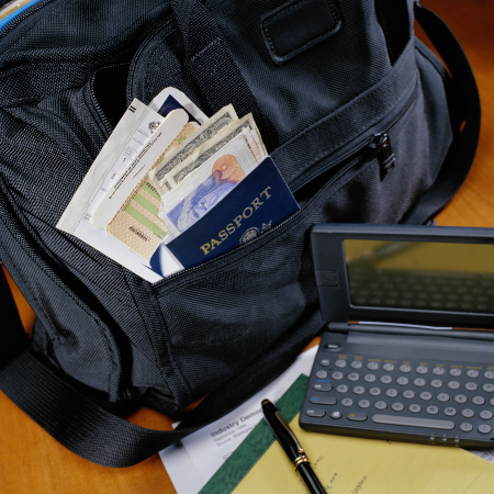 How to prep travel paperwork