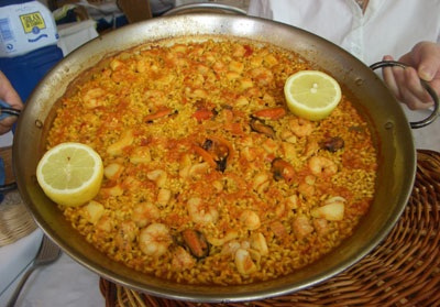 Arroz a Banda, Photo cred: Thermomix Recipes