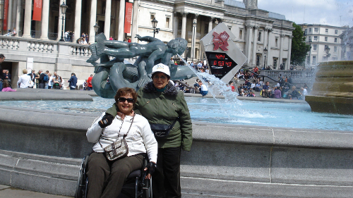 Wheelchair accessible travel