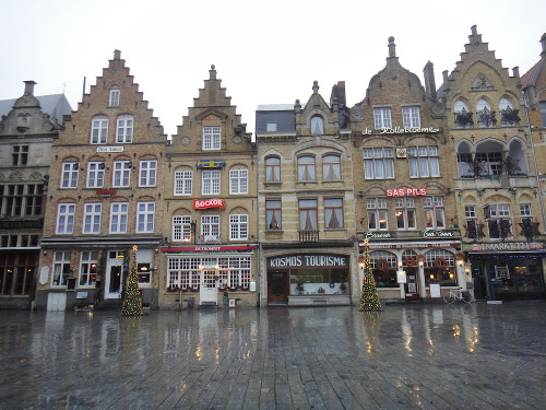 The town of Ypres