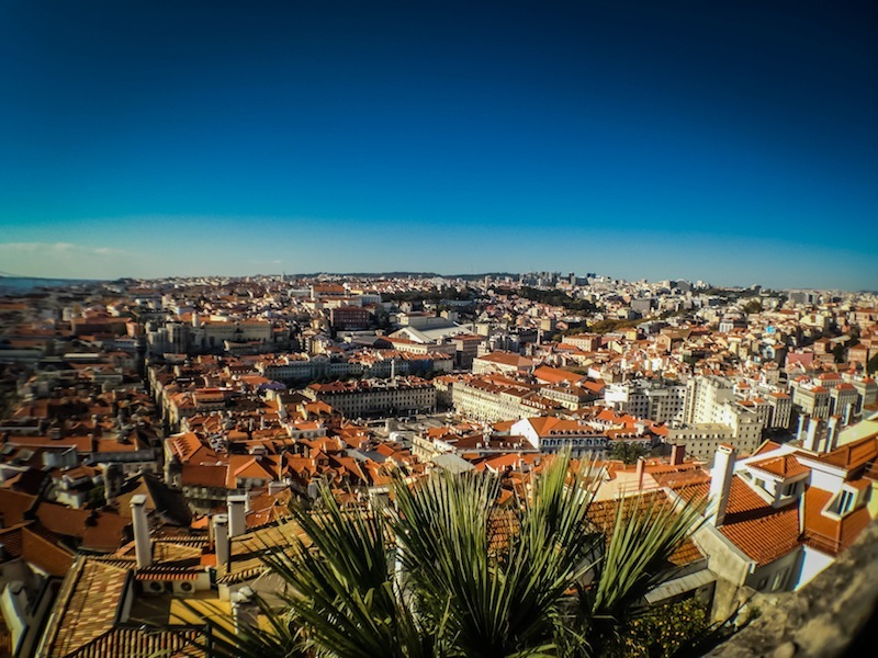When you're not visiting the castles of Lisbon or nearby Sintra, Lisbon's old town is the perfect place to lose yourself for an afternoon.