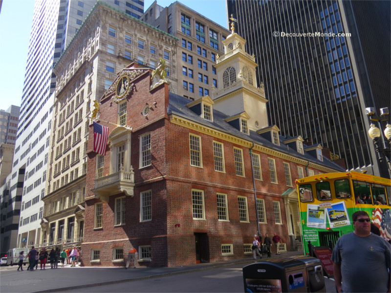 Rvolution Amricaine Freedom Trail Boston