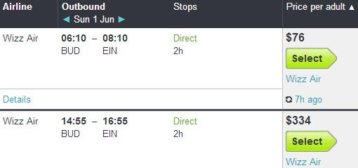 how to find cheap flights in europe