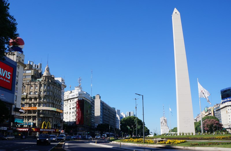 Downtown Argentina