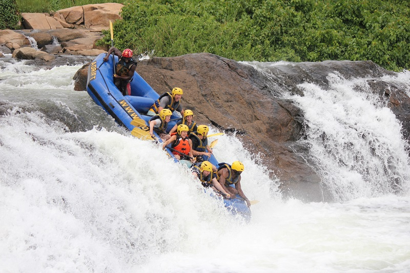 travel insurance white water rafting