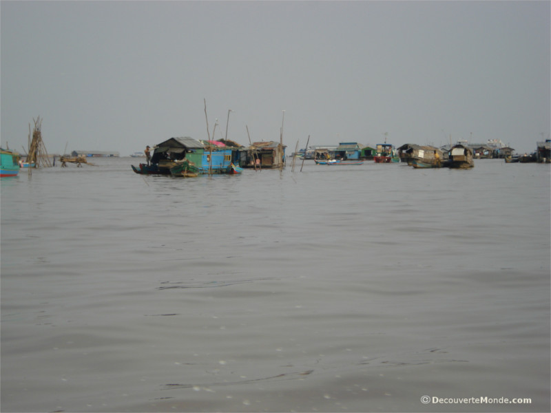 Water communities on Tonle Sap