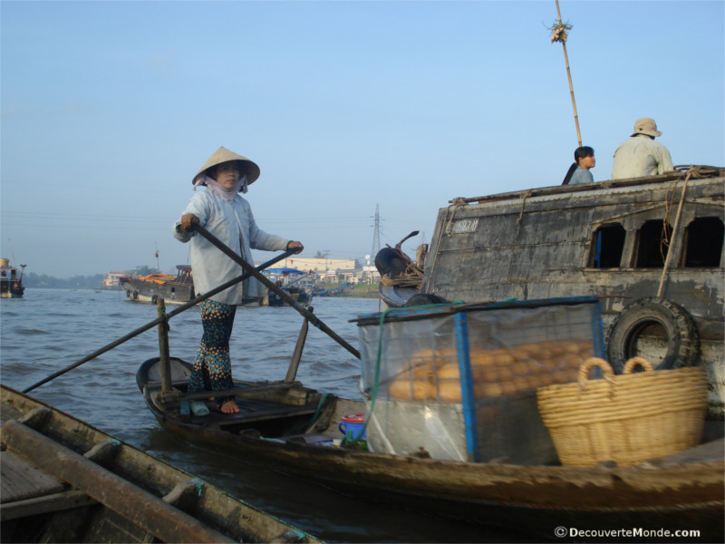 Water markets on the Vietnam Delta