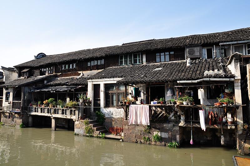 Waterfront homes in Wuxi, China