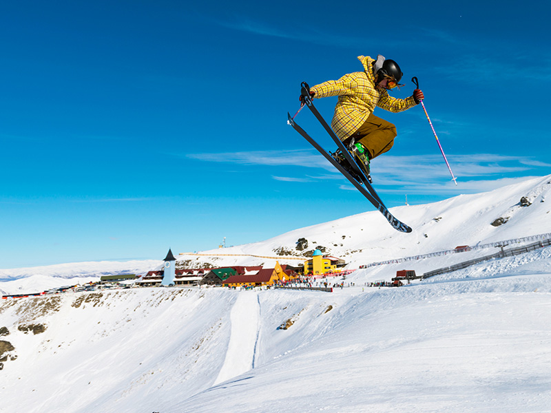 freestyle ski contest travel insurance