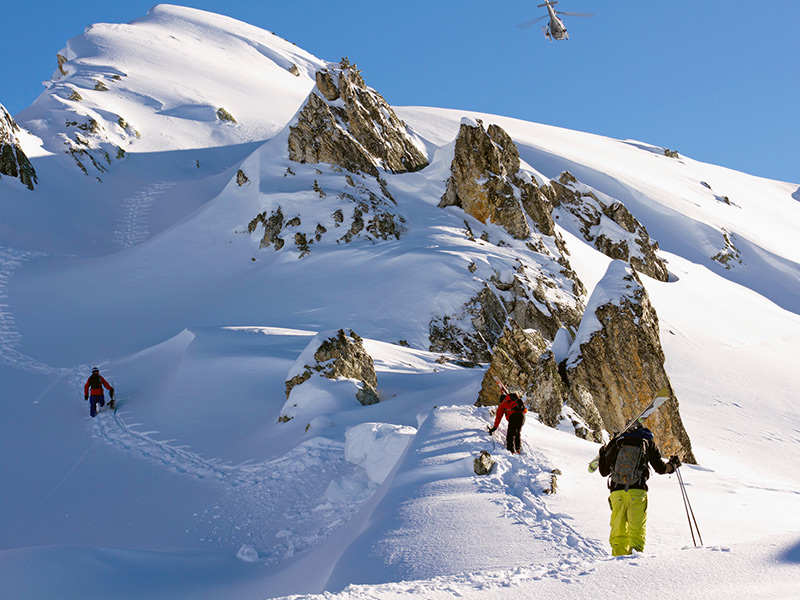 heli skiing travel insurance