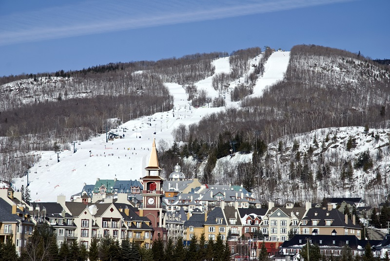 Mont Tremblant Ski Resort, Quebec