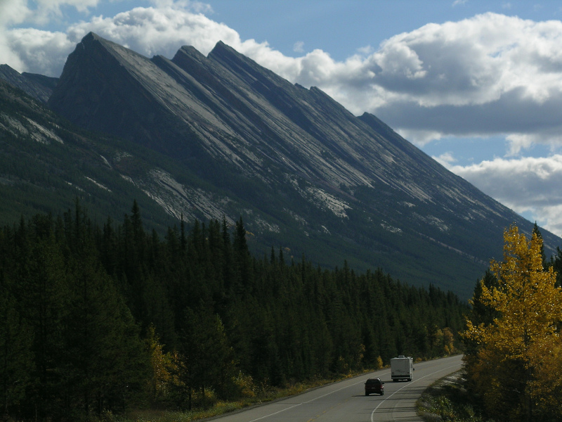 RVing in the Canadian Rockies
