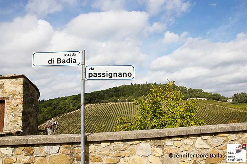 Finding my way in Italy