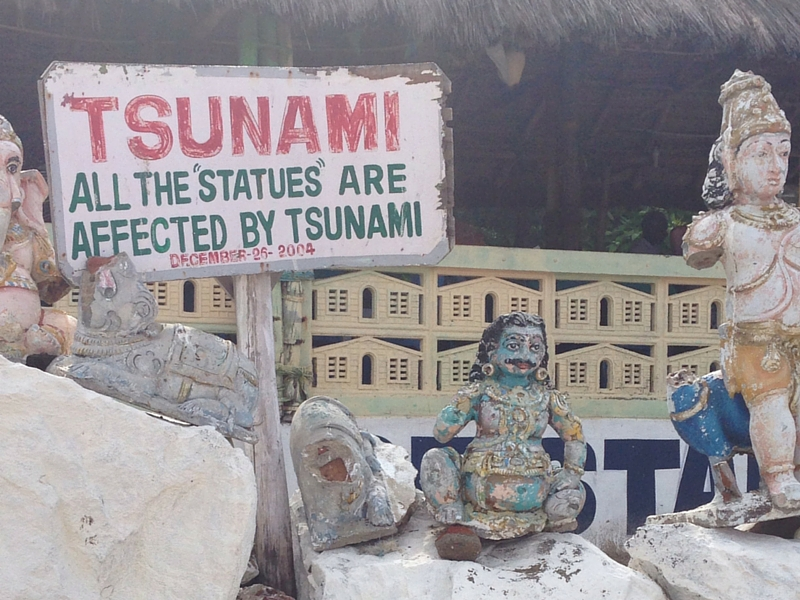 volunteer in southern india to see aftermath of 2004 tsunami