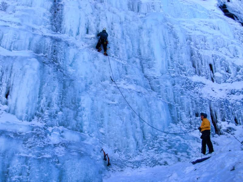 travel insurance to avoid ice climbing at high altitude