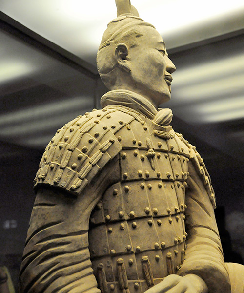 Terracotta Warrior,  Xi'an