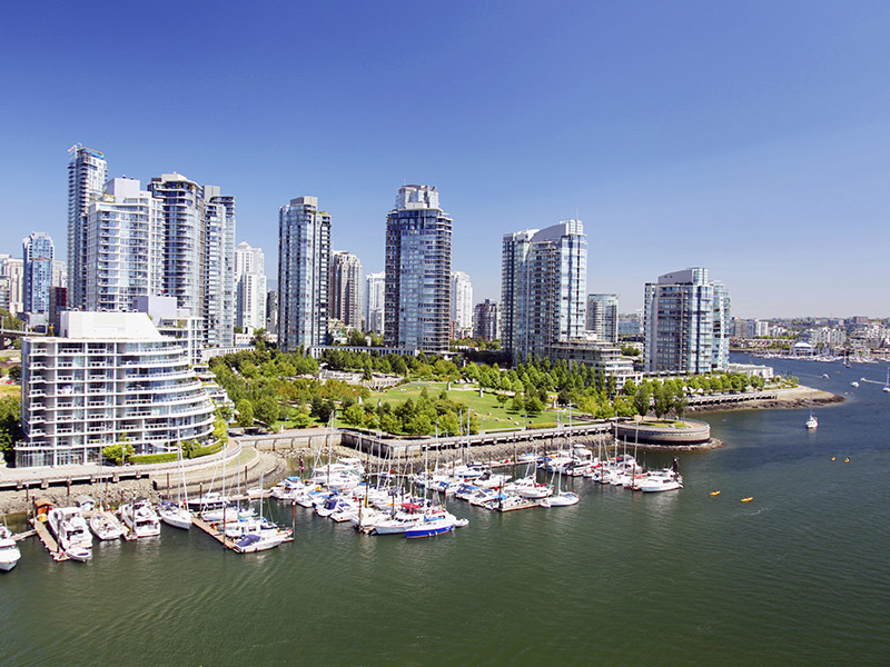 choose to visit Vancouver British Columbia Canada in 2016
