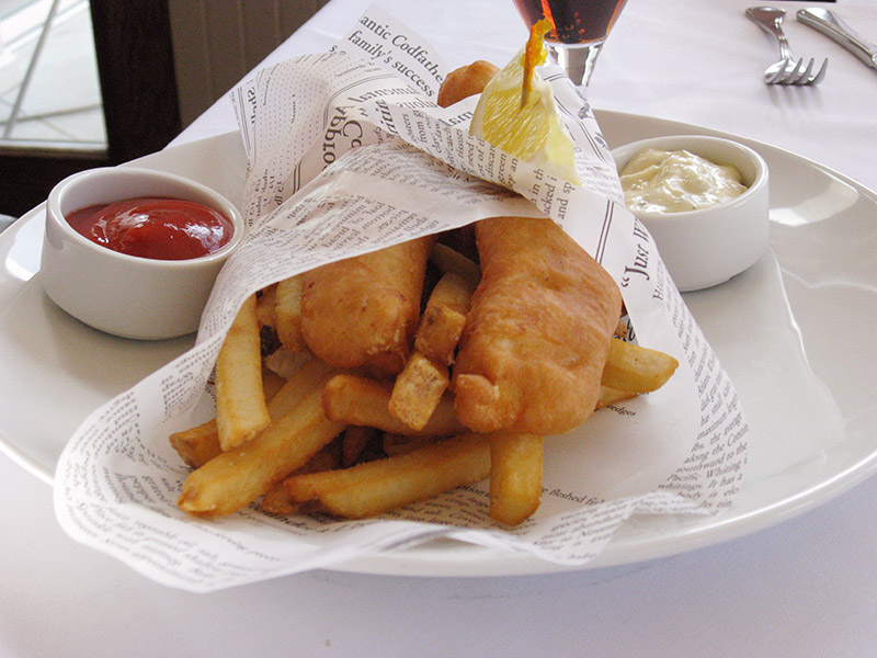 travel to bc for fresh fish and chips during march break vacation
