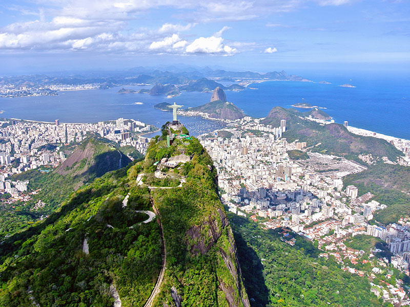 Travelling to Rio for the Summer Olympics