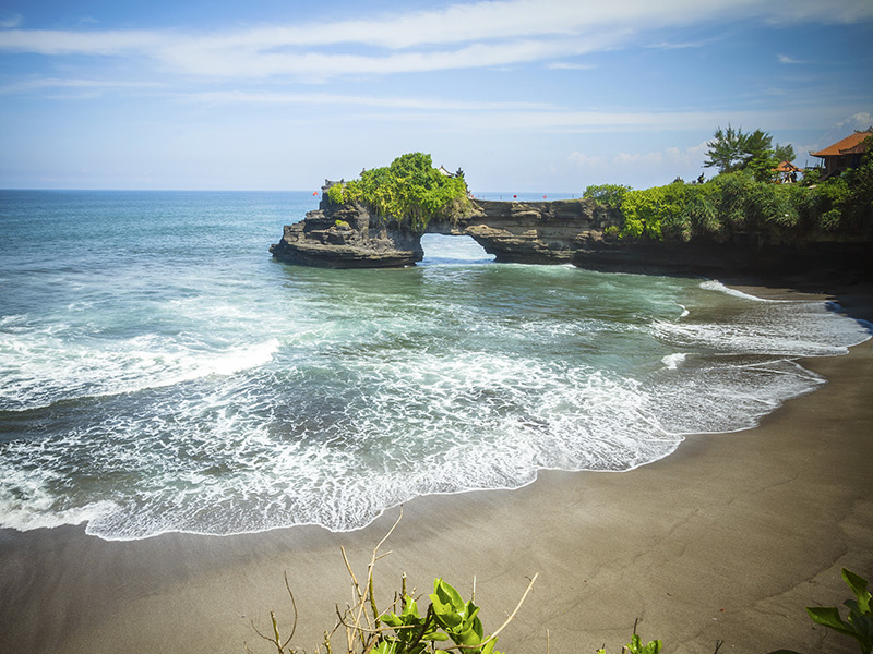 Bali can be a great winter destination for Canadians travelling with a low dollar