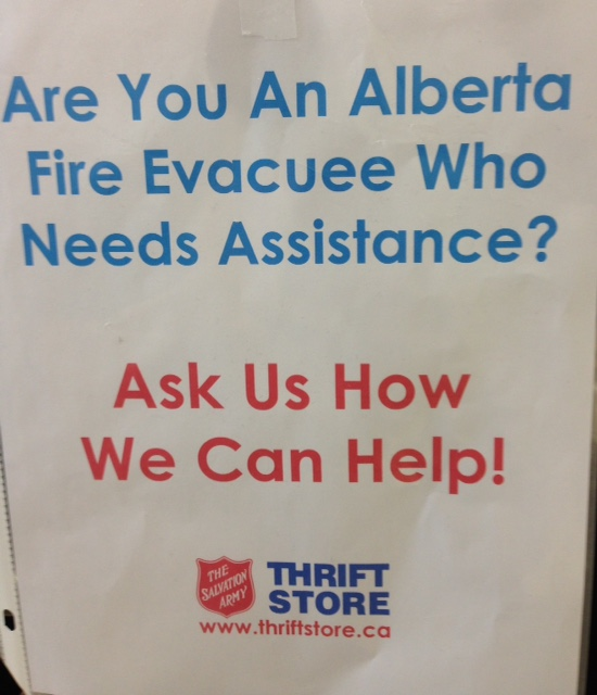 Fort McMurray Fire: How to get help