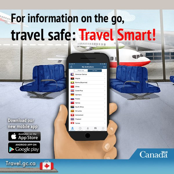 Brexit travel information and updates app