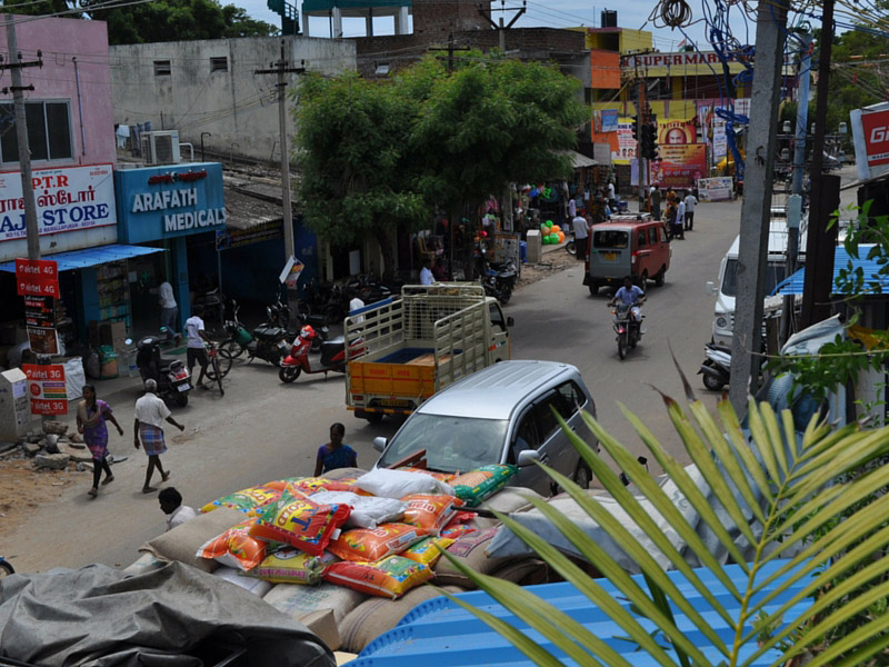 travel southern india with a SIM card if you're voluntouring