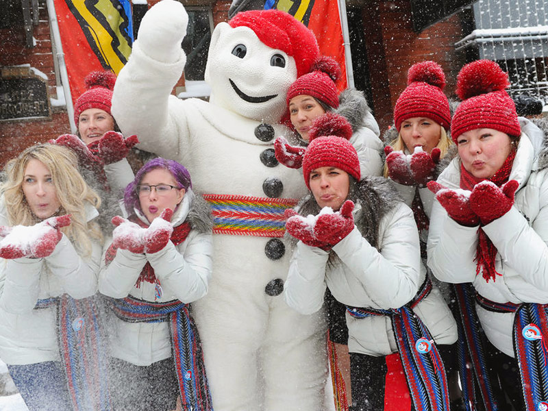 canada�s top 5 winter festivals to check off your list