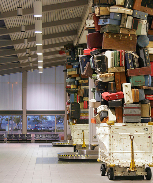 Don't lose your bag to the unknown, buy baggage insurance instead.