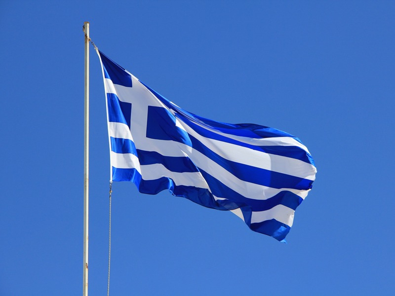 Greek flag: Travel Advice for Greece Before You Go.