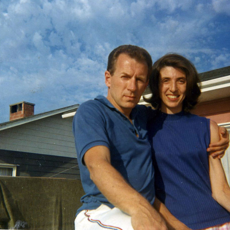 Herb Robinson and wife, founders of TuGo