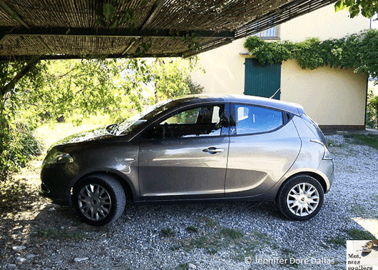rental car in Italy