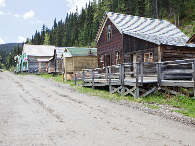 gold rush trail bc route