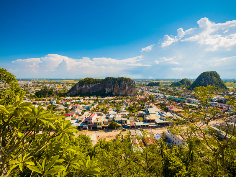 city of danang in vietnam