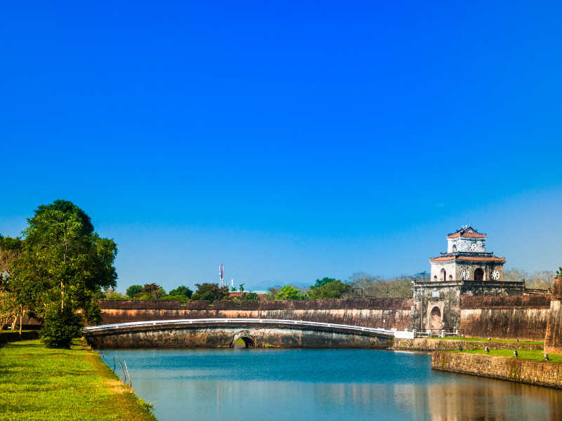 hue citadel vietnam UNESCO world heritage site