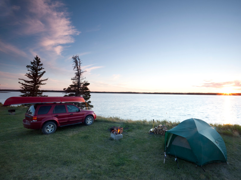 Canadian outdoors National Park