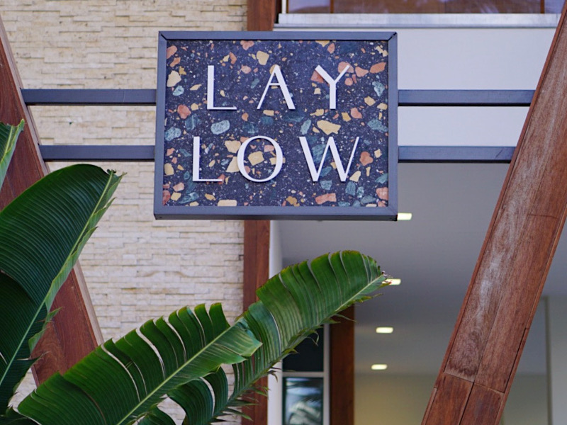 The entrance of the Laylow Autograph Collection, Waikiki