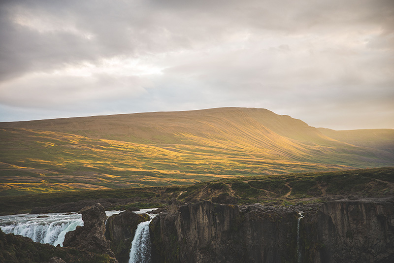 Iceland waterfalls photography