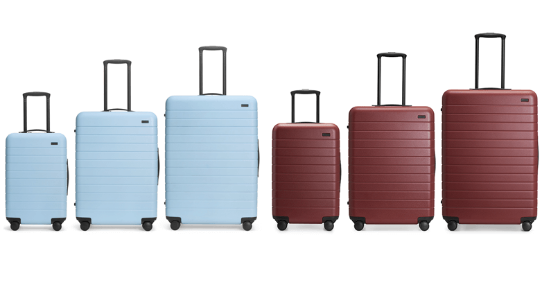 Away smart luggage