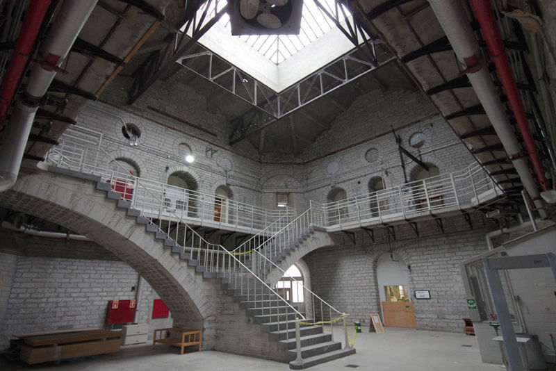 Inside the Kingston Penitentiary