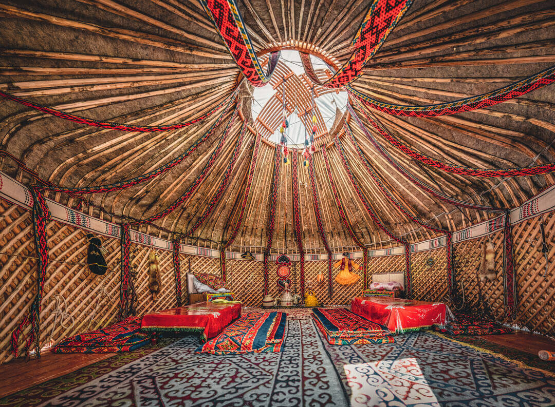 central-asia-yurt