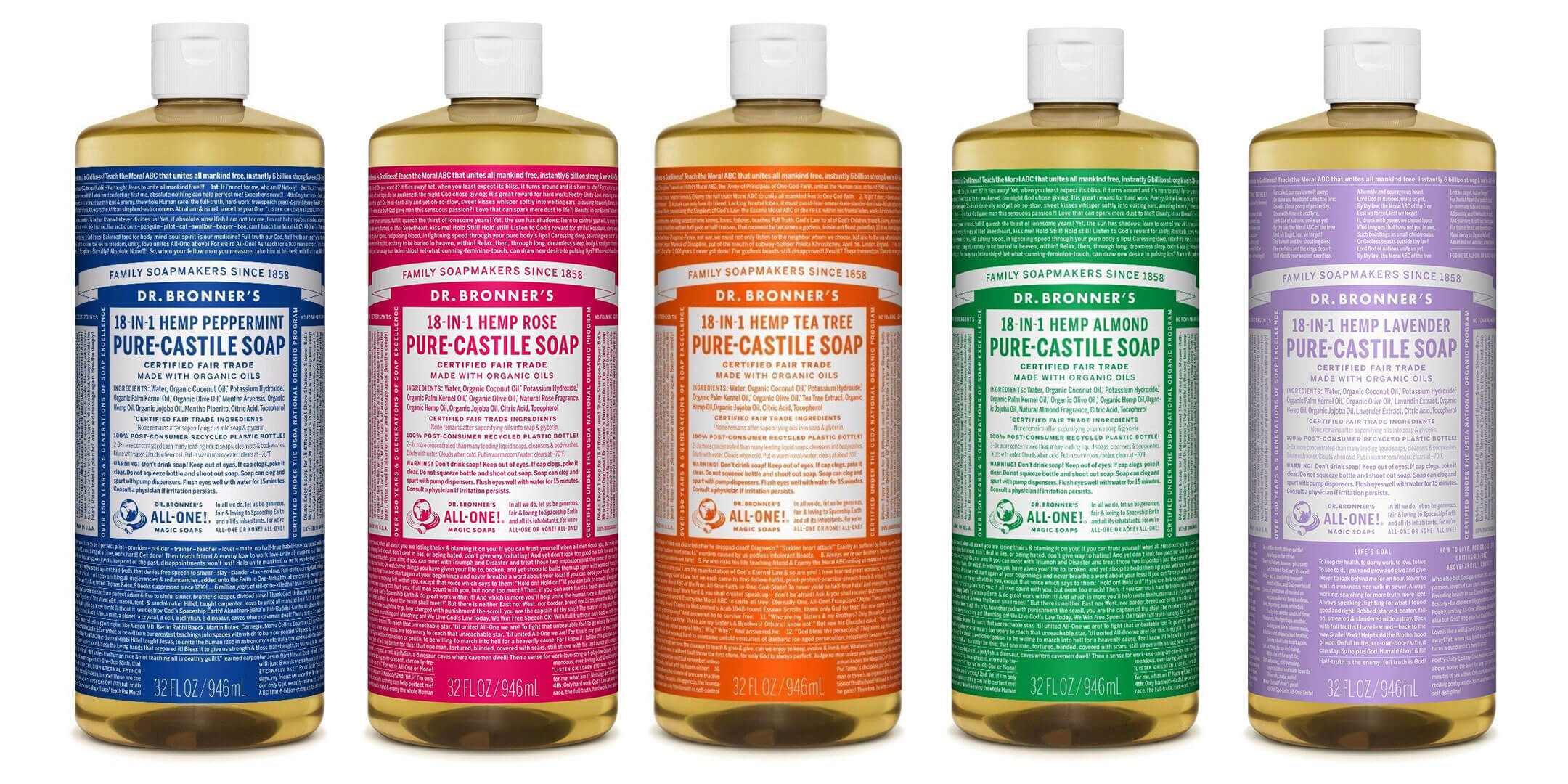 biodegradable liquid soap
