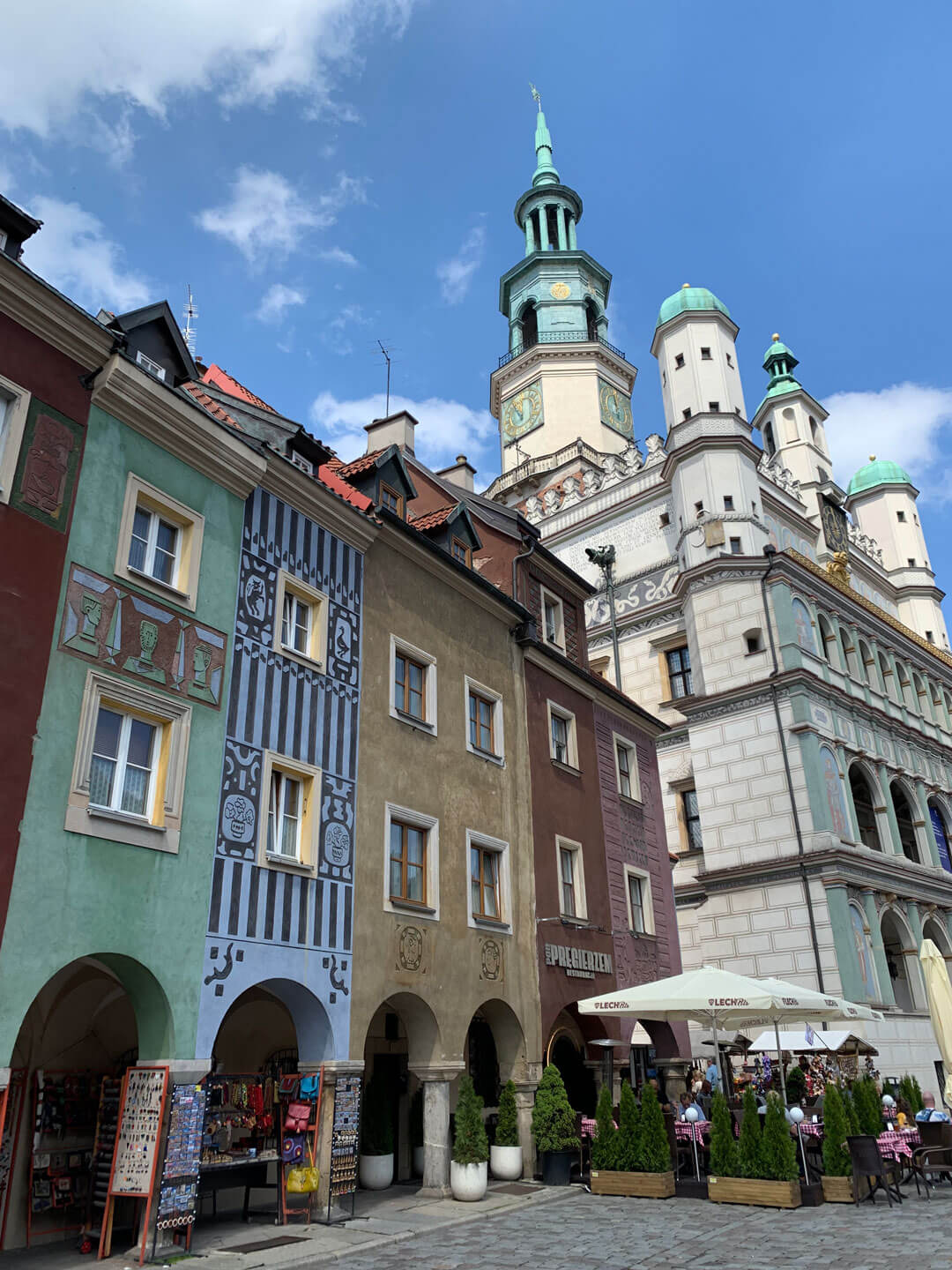poznan-old-town-hall